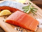 Salmon Single Filet 8 Oz.