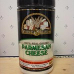 Parmesan (grated)