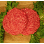 Ground Beef Patties 5# (2×1)
