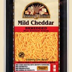 Mild Cheddar Cheese (shredded)