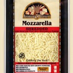 Mozzarella Cheese (shredded)