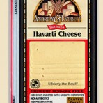 Havarti Cheese (sliced)