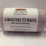 Legacy Ground Turkey (dark)