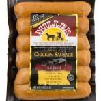 Smoked Chicken Sausage