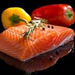 Wild Salmon Single Filet 8 Oz.