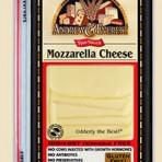 Mozzarella Cheese (sliced)