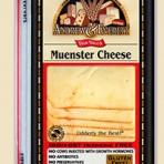 Muenster Cheese (sliced)